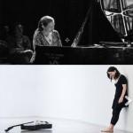 Rachel Grimes & Julia Kent:  New work created for Peter Liversidge's Doppelgänger exhibit